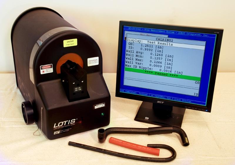 美国Quest Qi2 LOTIS QC-20 (Hose Measurement System 软管测量系统)
