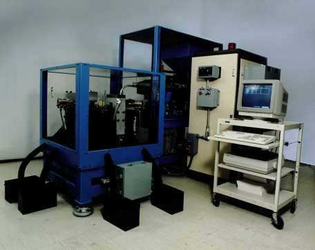 Cartridge Mfg. Control